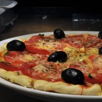 Pizza für Diät