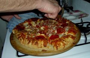 Pizzateig 1 Person